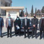 بازدید ریاست محترم دانشگاه آزاد اسلامی استان یزد